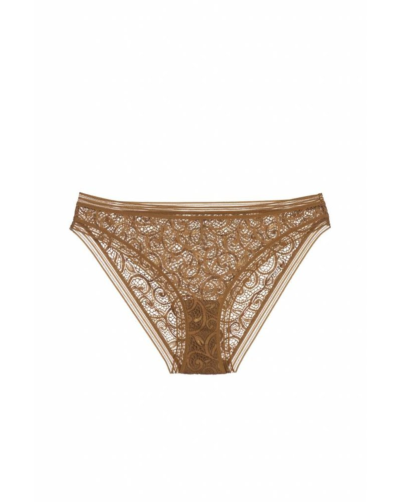 Else Paisley Bikini Brief
