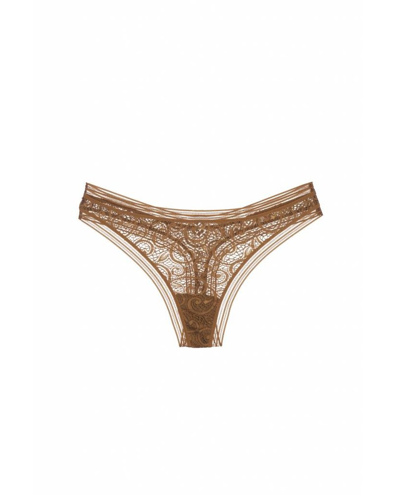 Else Paisley Thong