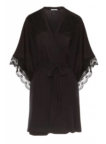 Eberjey Petunia Kimono Robe