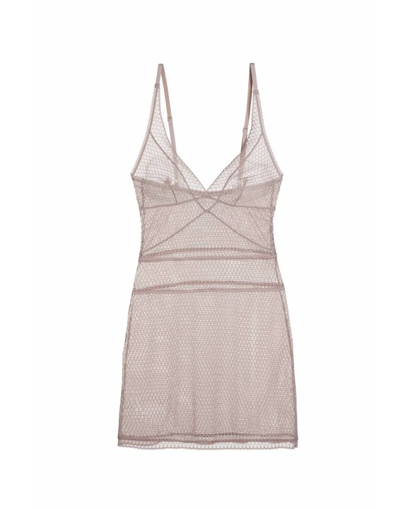 Else Pointelle Soft Cup Chemise