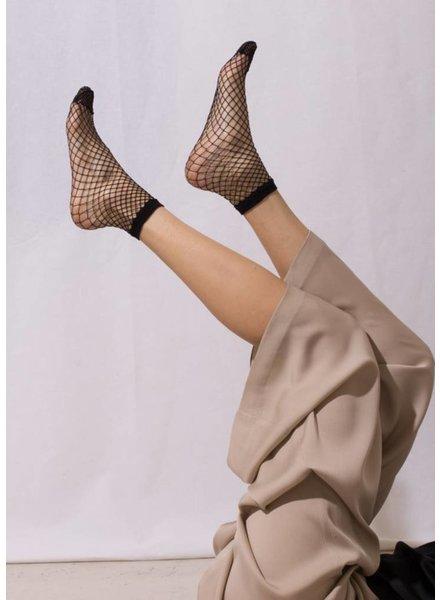 The Great Eros Calzetto Fishnet Socks