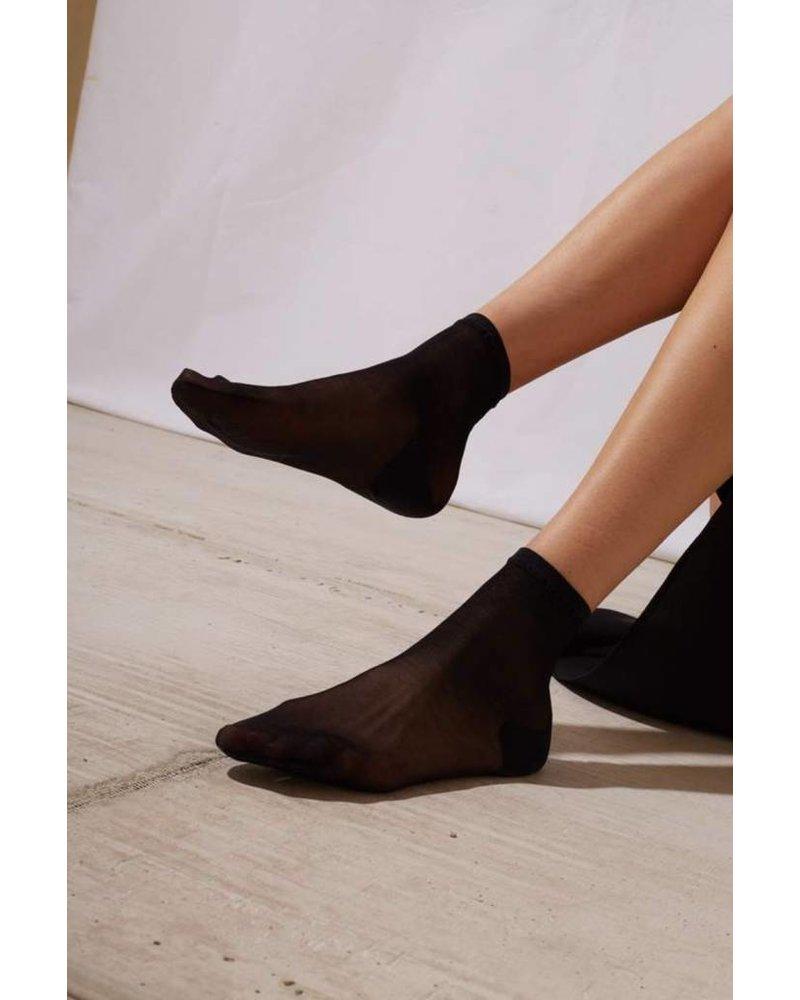 The Great Eros Calzetto Opaque Heel Sock