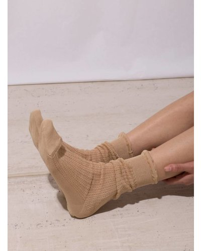 The Great Eros Calzetto Pointelle Socks