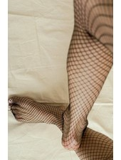 The Great Eros Calzetto Medium Fishnet Stockings