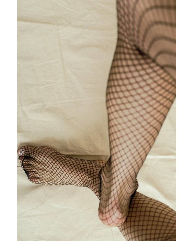 The Great Eros Calzetto Medium Fishnet Stockings
