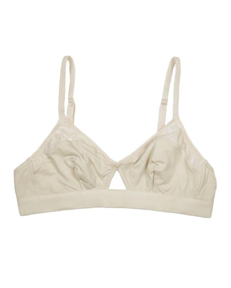 The Great Eros Fresco Cut Out Bralette