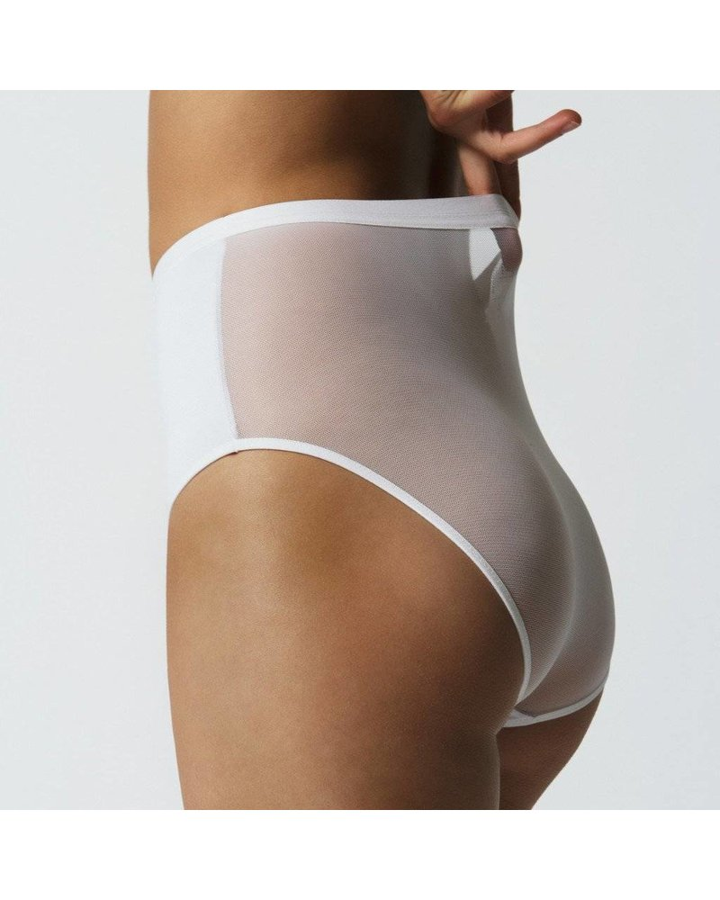 Mary Young Lux High Waist Brief