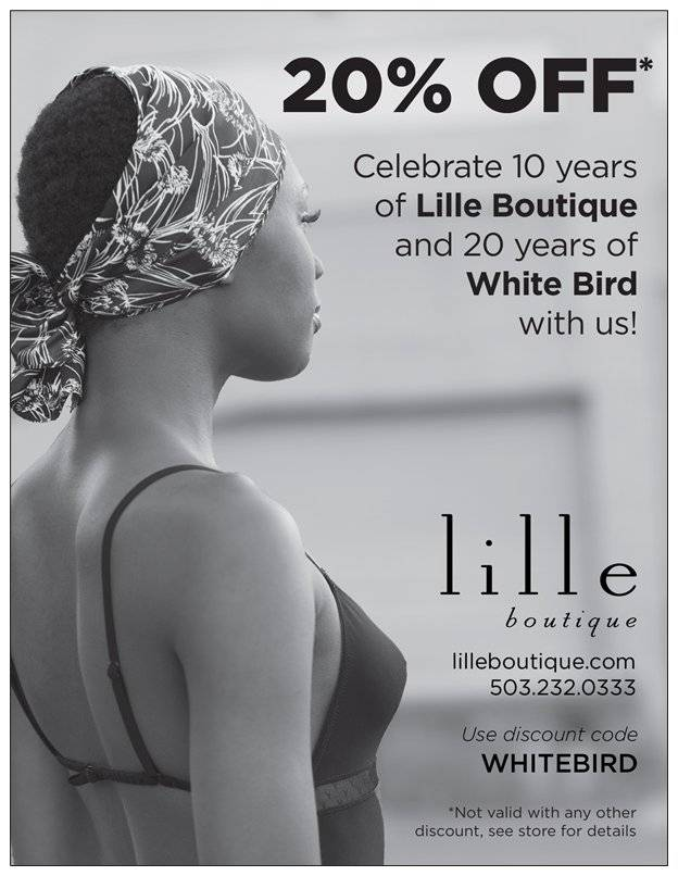 Lille Boutique and White Bird