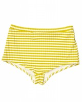 Solid & Striped Jamie Stripe Rib Bikini Bottoms