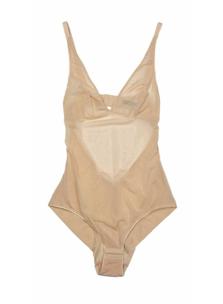Samantha Chang Jet Set V Bodysuit