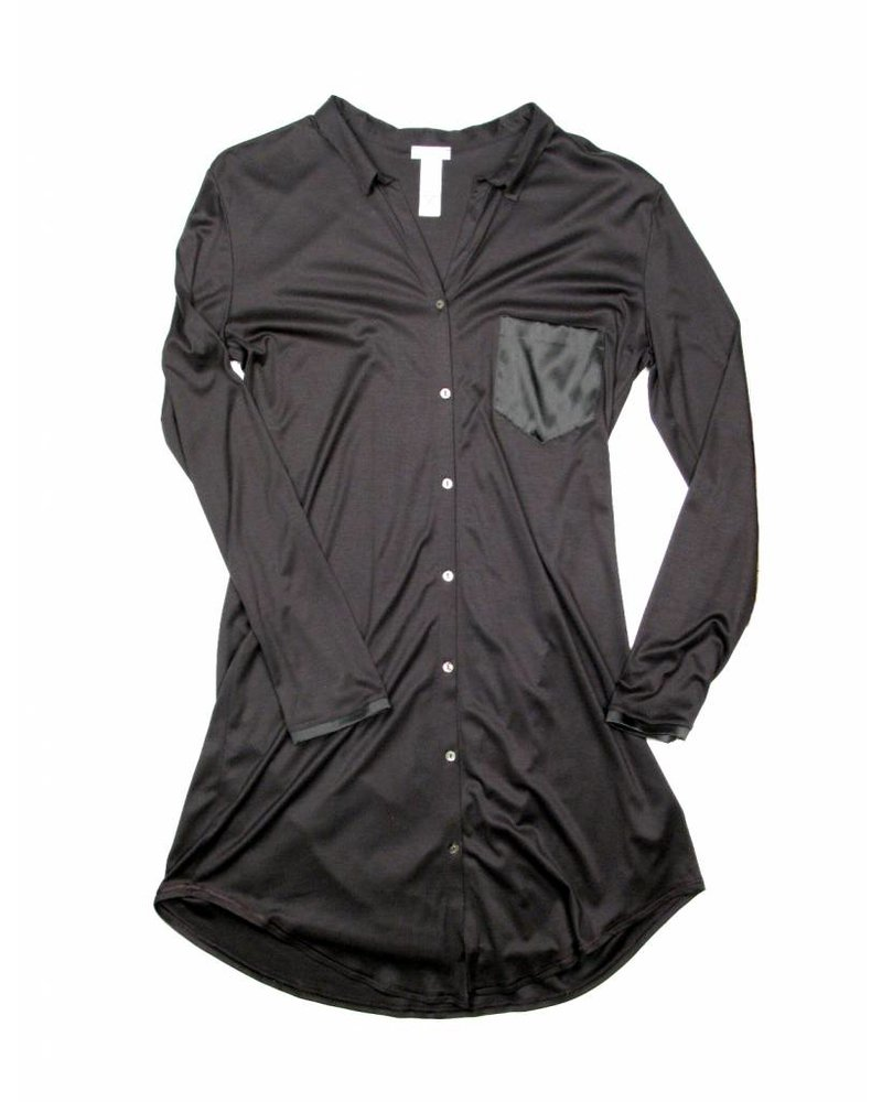 Hanro Grand Central Boyfriend Shirt