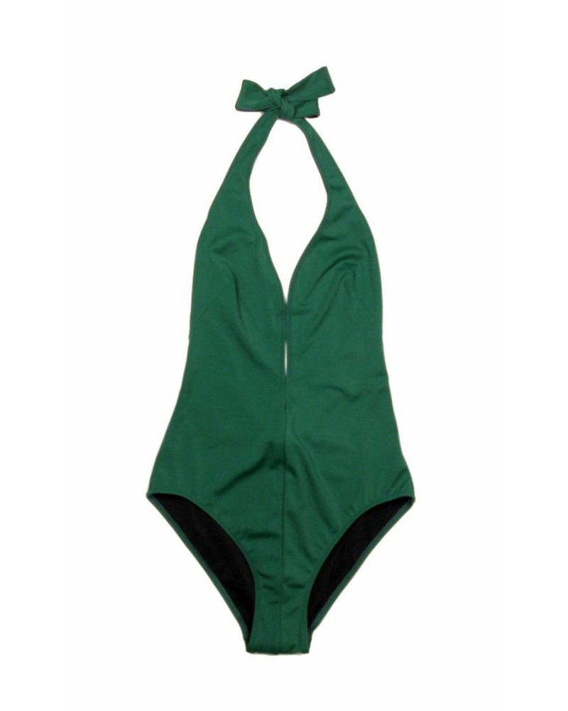 Solid & Striped Willow One-Piece Swimsuit