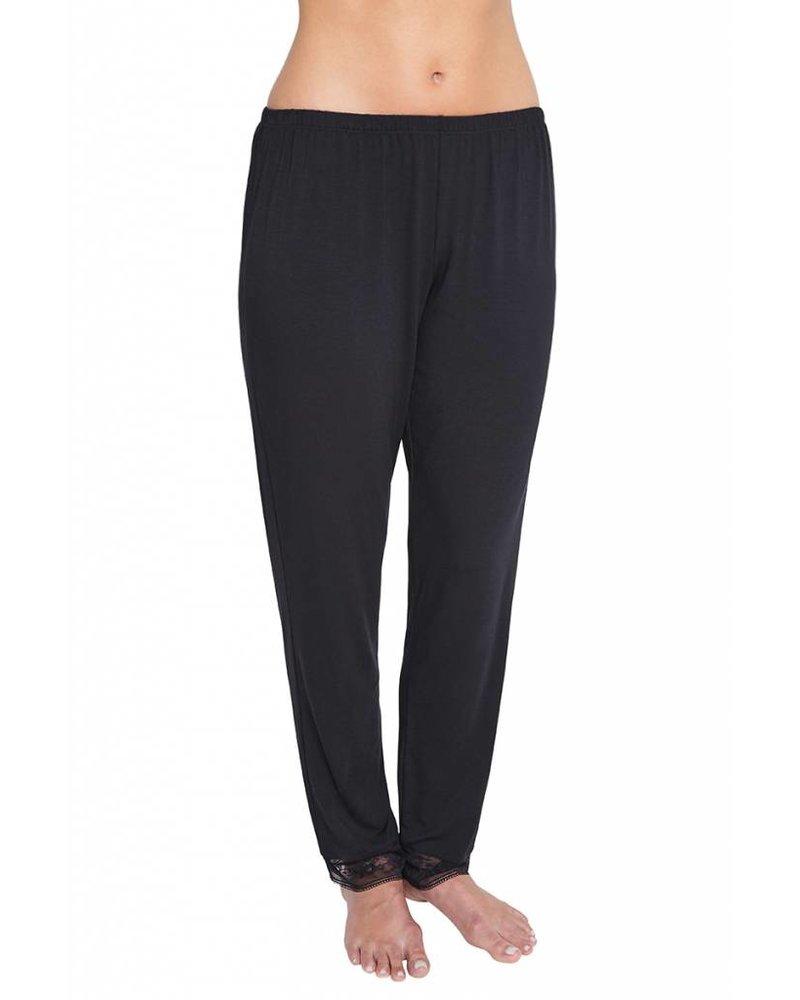 Eberjey Adora Classic Slim Pant