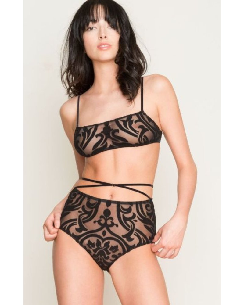Only Hearts Frida High Waist Brief