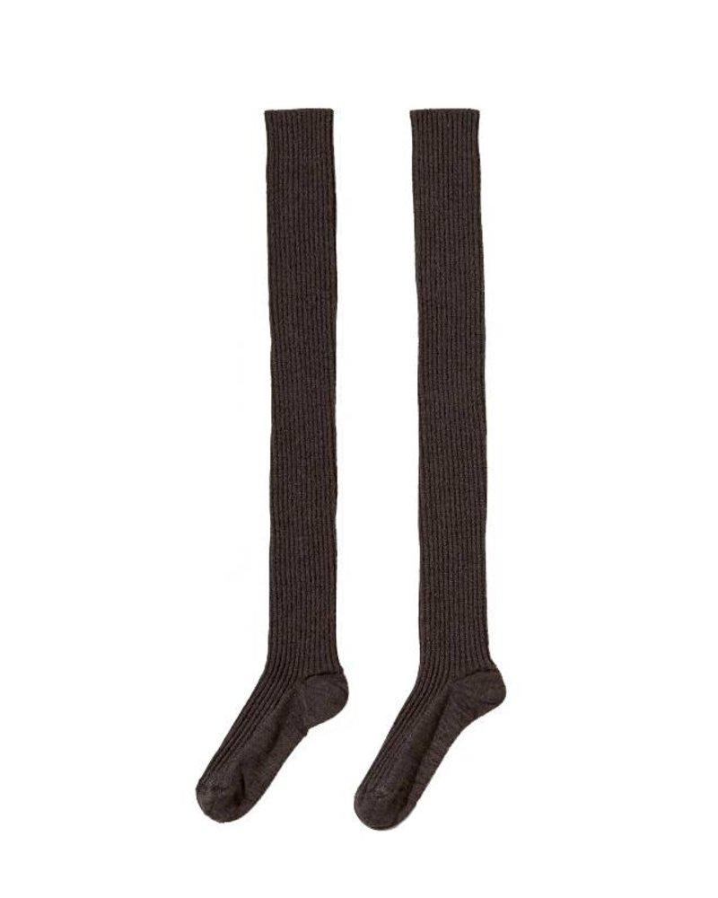 Base Range Merinos/Silk Over Knee Socks