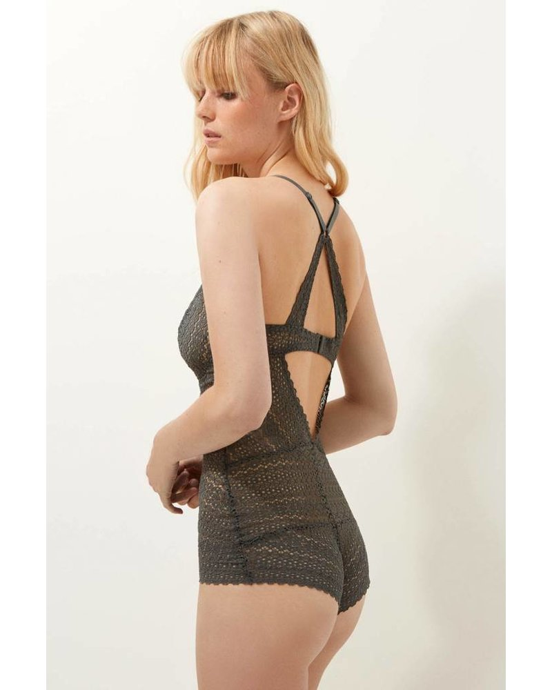 Else Rumi Deep Decolette Cup Bodysuit