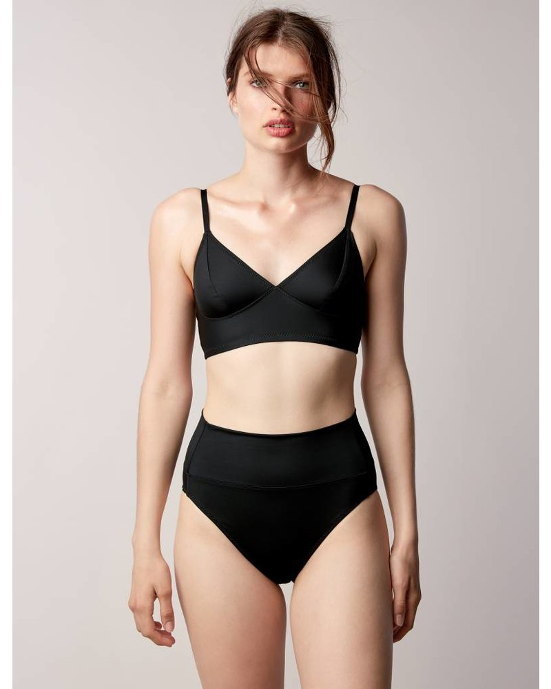 Fortnight Lingerie Swim Longline Bikini Top
