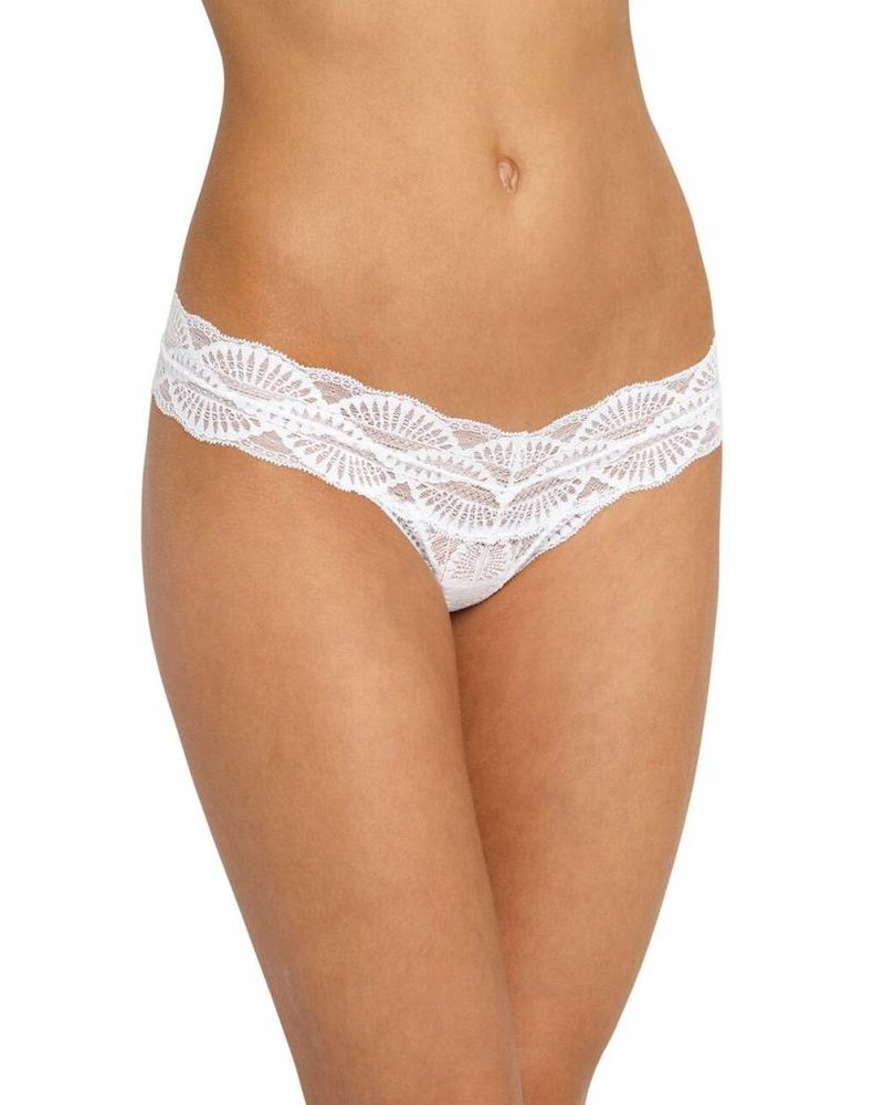 Eberjey Matilda Essential Lace Thong
