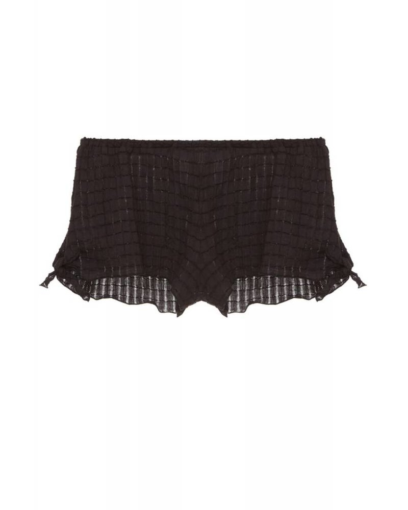 Eberjey Paz Knotted Shorts