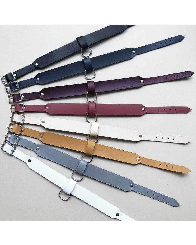 NDA Leather No.13 Modern Collar