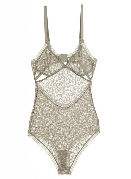 Else Paisley Soft Cup Triangle Bodysuit
