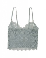 Only Hearts Eco Lace Crop Cami