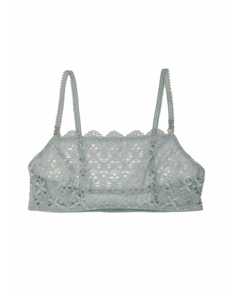 Only Hearts Eco Lace Straight Bralette