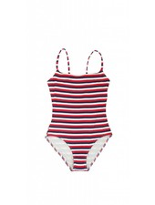 Solid & Striped Nina Rib One-Piece Swimsuit