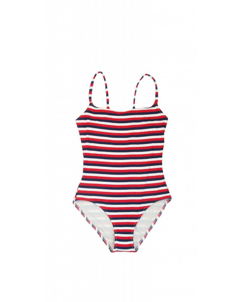 Solid & Striped Nina Rib One-Piece Swimsuit