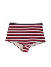 Solid & Striped Jamie Stripe Rib Bikini Bottoms