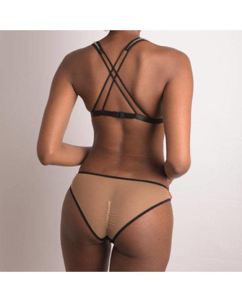 Thistle & Spire Cypress Embroidered Bikini