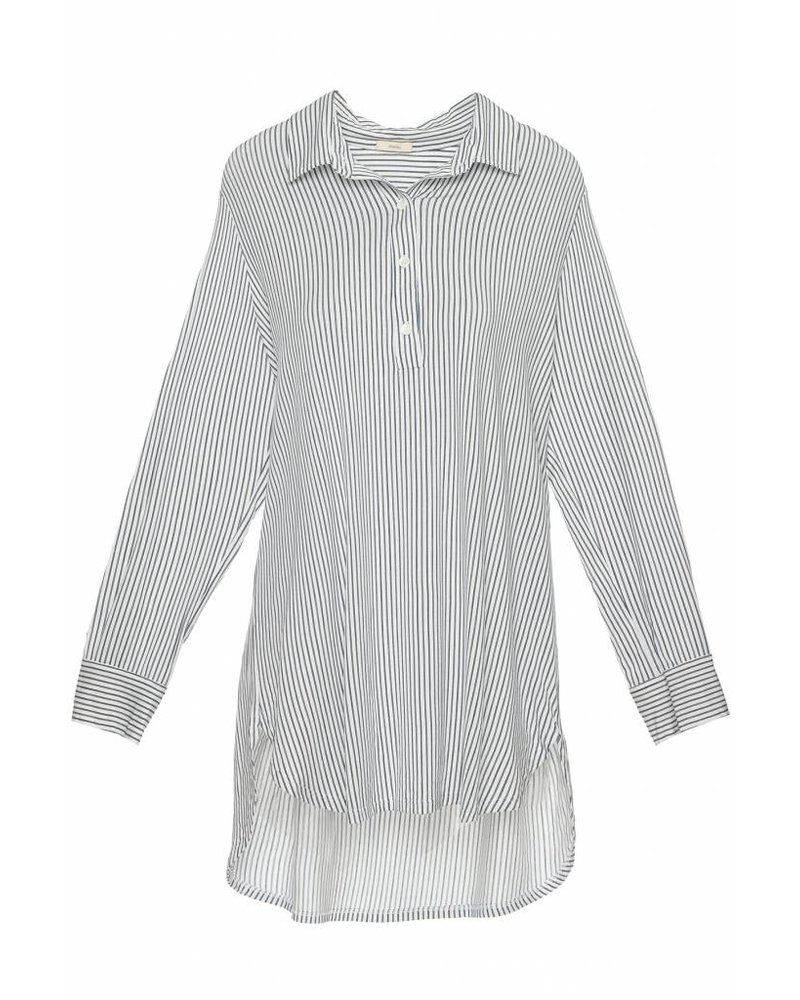 Eberjey Nordic Stripes Sleepshirt