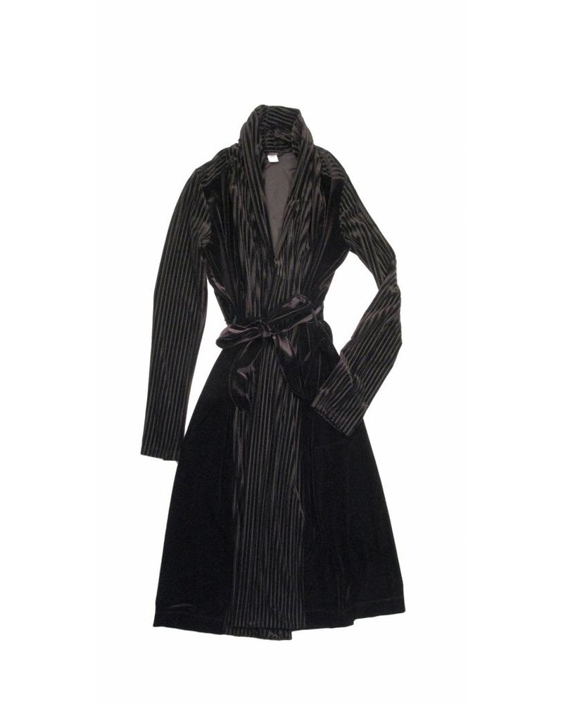 Only Hearts Velvet Rib Robe