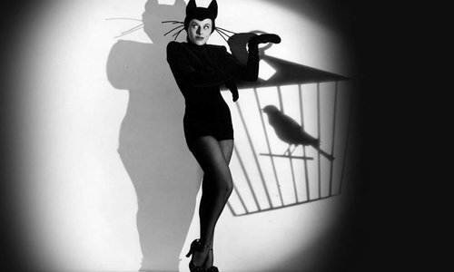 Classic Halloween Look: Black Cat