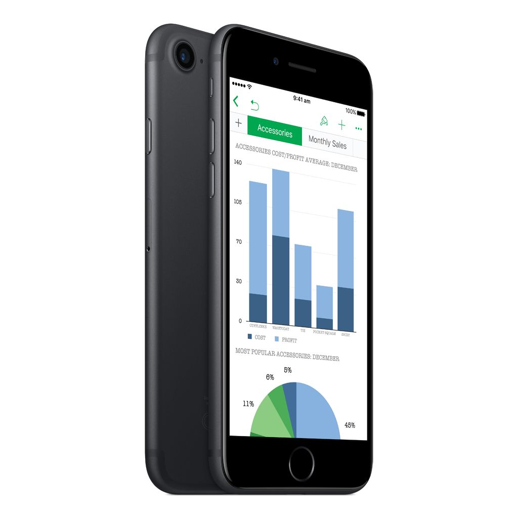 Apple iPhone 7 128GB - Black
