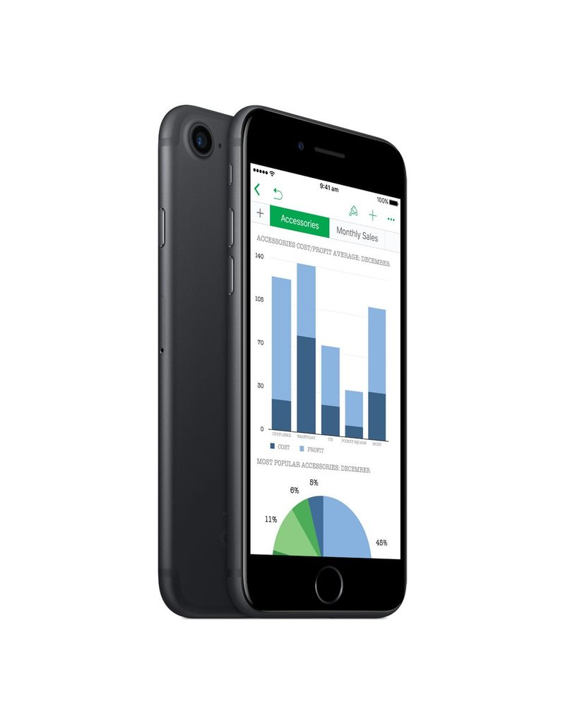 Apple iPhone 7 256GB - Black