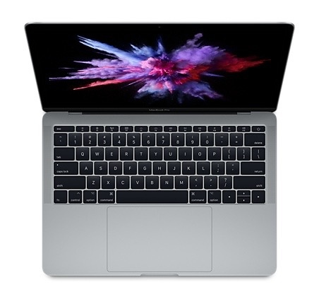 "Apple Macbook Pro 13"" 2.3GHz i5 8GB 256GB Intel Iris Pro 640 - Space Grey 2017"
