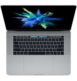 "Apple Macbook Pro 15"" with Touch Bar 2.9GHz i7 16GB 512GB 4GB Radeon Pro 560 - Space Grey 2017"