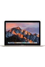 "Apple Macbook 12"" 1.3GHz M5 8GB 512GB - Gold 2017"