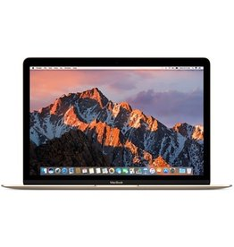 "Apple Macbook 12"" 1.3GHz M5 8GB 512GB - Gold 2017"