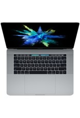 "Apple Macbook Pro 15"" with Touch Bar 2.8GHz i7 16GB 256GB 2GB Radeon Pro 555 - Space Grey 2017"
