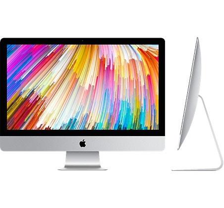"Apple iMac 27"" 5K 3.4GHz 8GB 1TB-Fusion R570 2017"