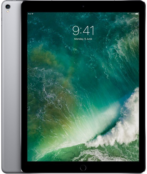 "Apple iPad Pro 12.9"" Wifi Cellular 256GB Space Grey"