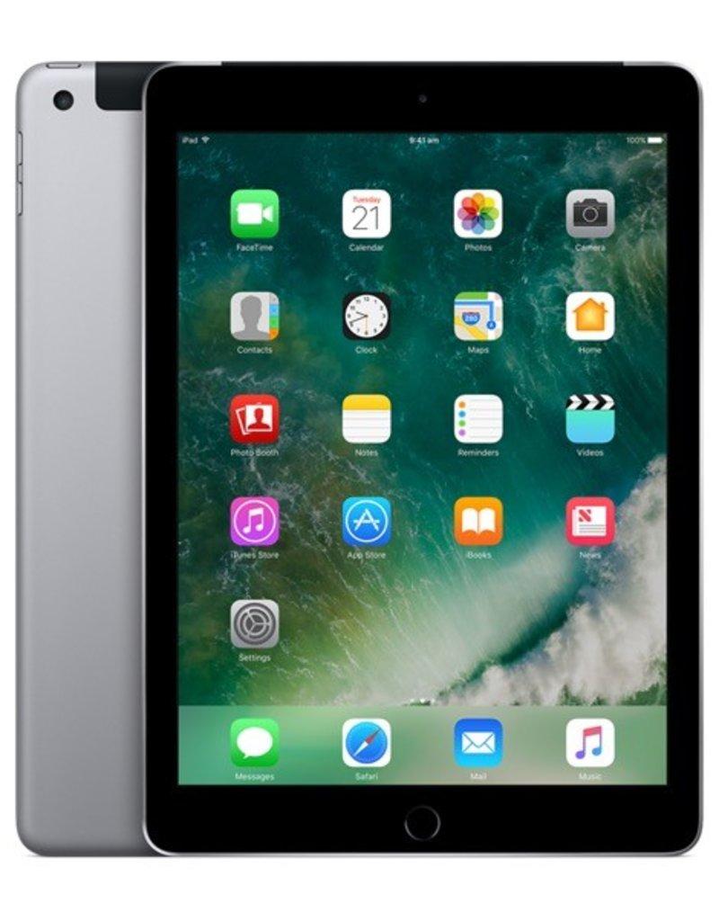 Apple iPad 2017 Wi-Fi Cellular 128GB - Space Grey