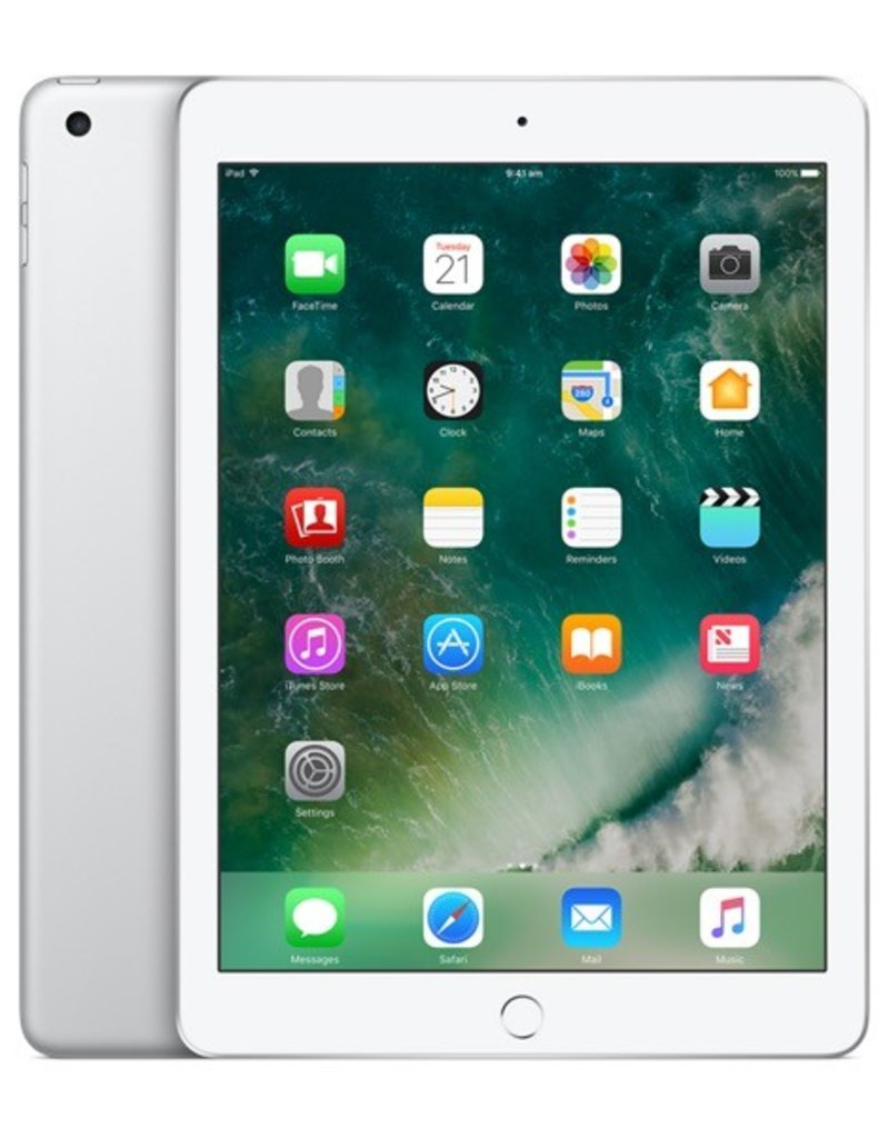 Apple iPad 2017 Wi-Fi 128GB - Silver