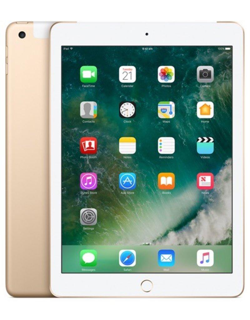 Apple iPad 2017 Wi-Fi Cellular 128GB - Gold