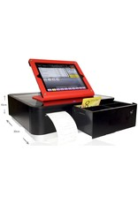 POSiSales App with mPOP Integrated Cash Drawer - Receipt Printer & iPad Air