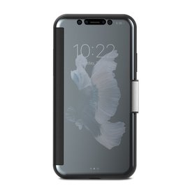 Moshi Case Moshi StealthCover iPhone X Gun Metal Grey