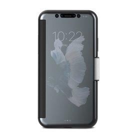 Moshi Case Moshi StealthCover iPhone X Gun Metal Grey