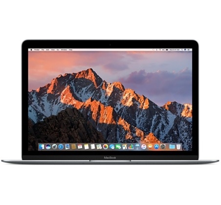 "Apple Macbook 12"" 1.3GHz M5 8GB 512GB - Space Grey 2017"